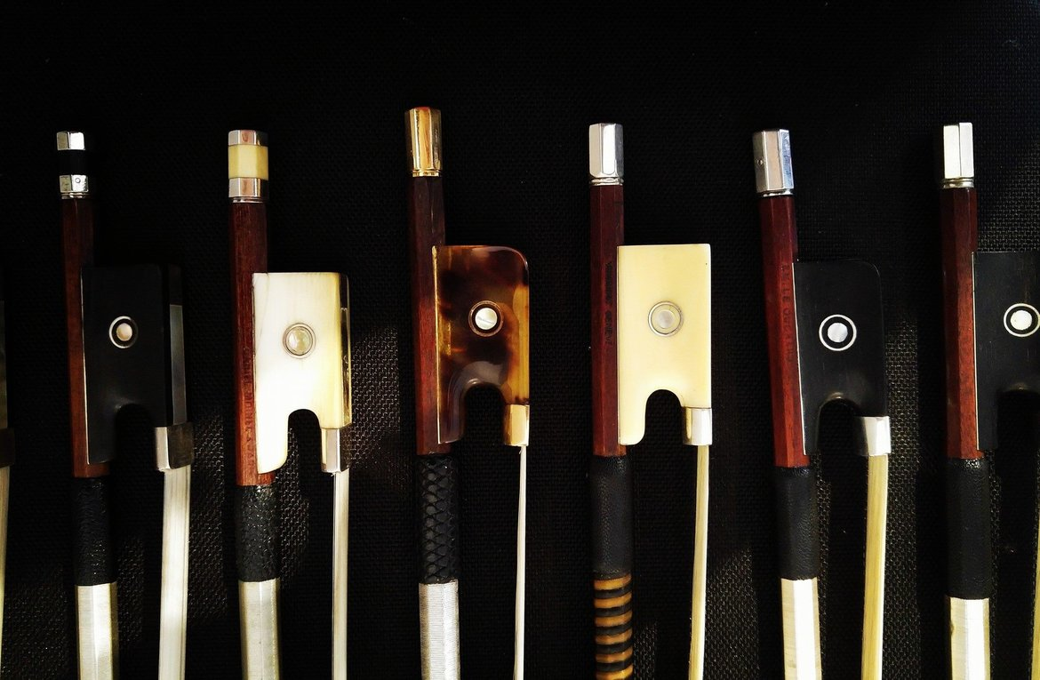 cello-bows