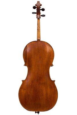 19de eeuw Zoud Italianse cello