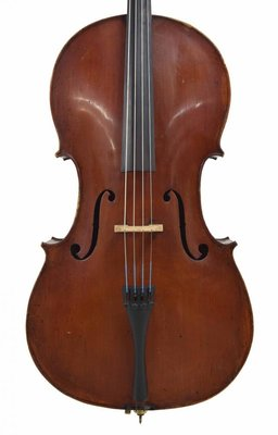 German cello late 19th century / coming soon