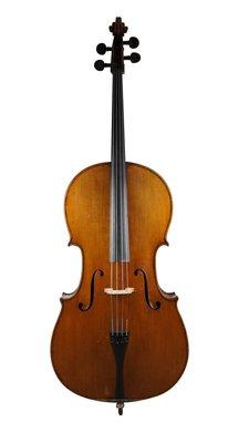 Duitse cello begin 20de eeuw