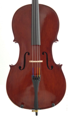 very beautiful cello set in all sizes