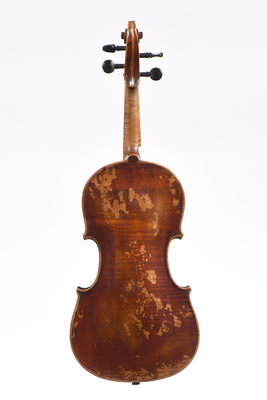 Interesting French violin