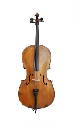7/8 Franse Cello / verhuured