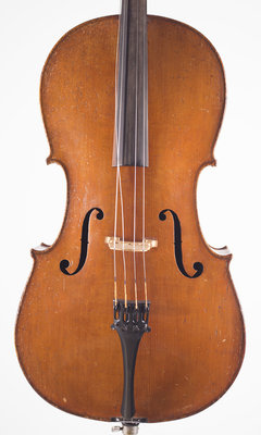 3/4 oude Franse cello