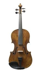 Interessante Franse viool