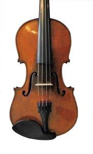 Oude Duitse viool /verhuurd