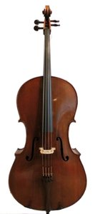 7/8 Duitse cello